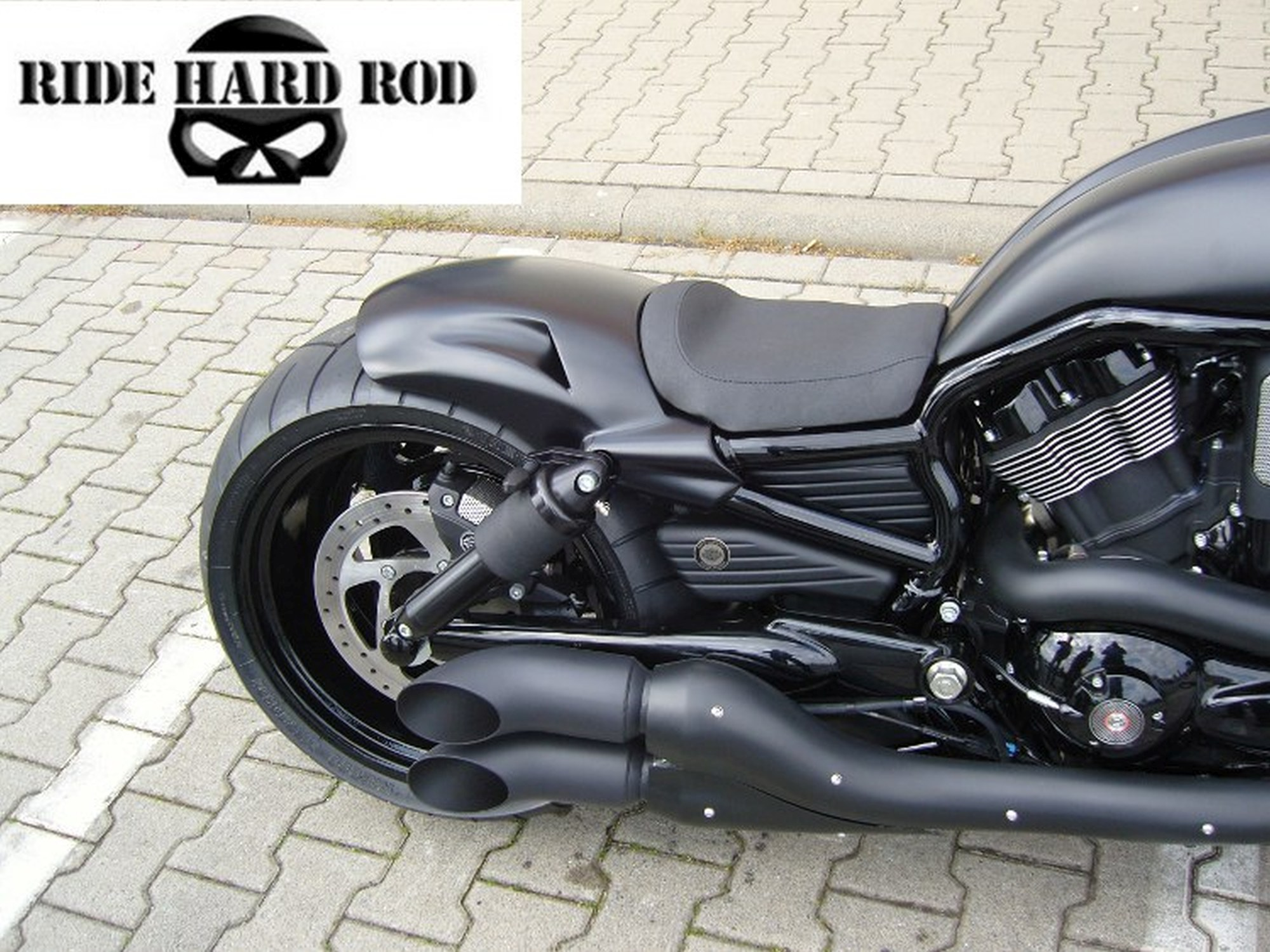 Rear Fender Flat For 280 X 10 5 Tire Tuv Ride Hard Rod