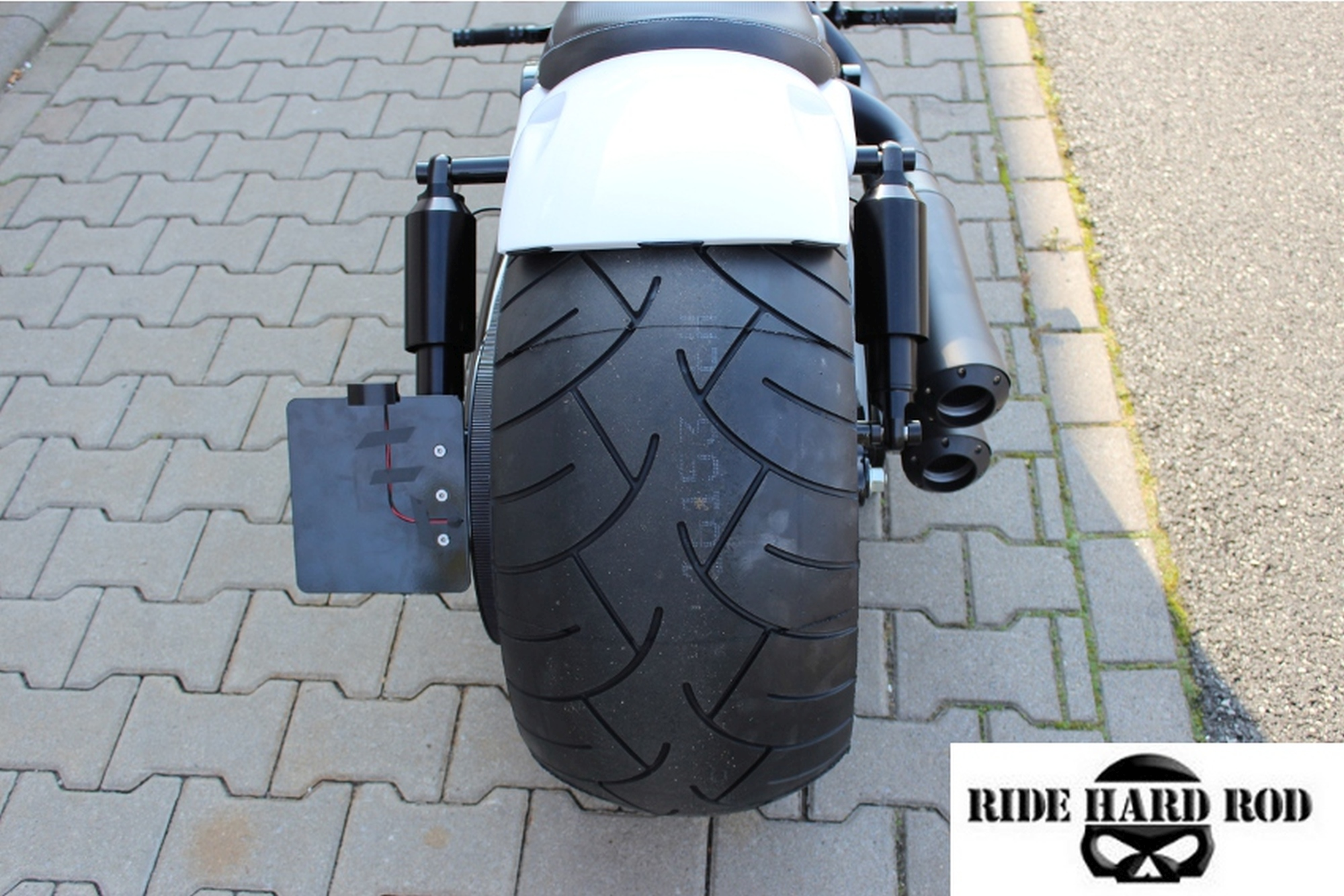 Harley Davidson Wide Tyre Kits Australia