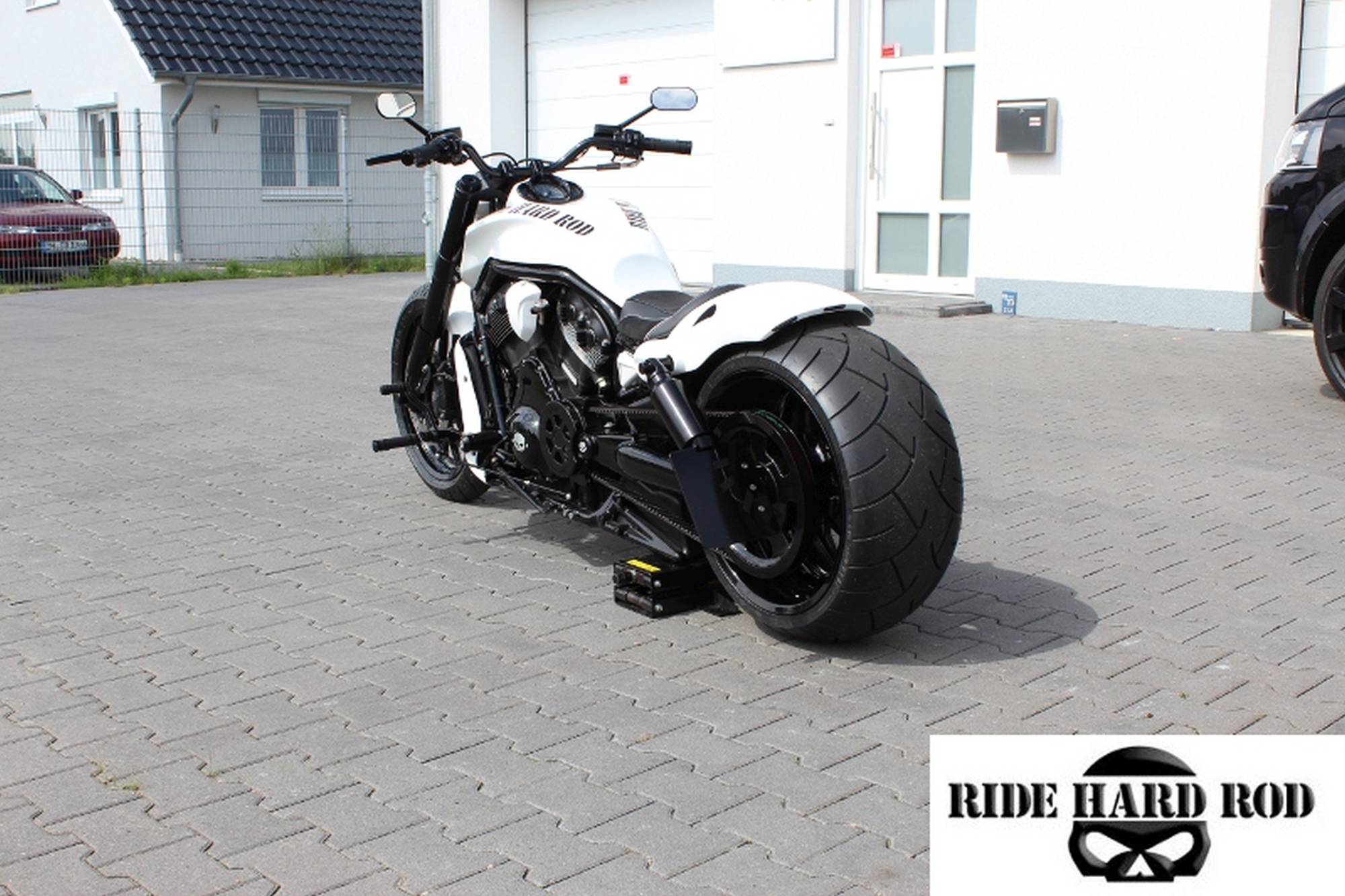 Harley Davidson Wide Tyre Kits